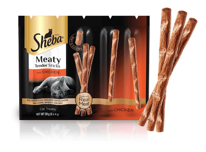 Meaty Tender Sticks With Package